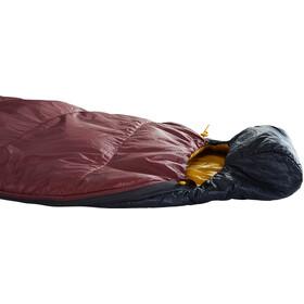 Nordisk Oscar +10° Mummy Sovepose M, sort/rød